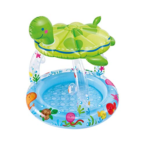 Funny Baby opblaasbaar zwembad Children's Family Inflation Pool baby Ocean Ball Sand Pool Bath Shade