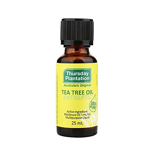 Thursday Plantation Teatree - Pure Tea Tree Oil 25 ML by Thursday Plantation