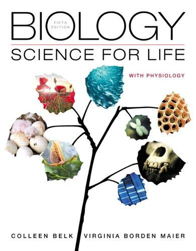 Biology: Science for Life with Physiology