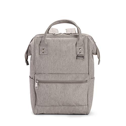 SWISSGEAR 3576 Artz Vintage Laptop Backpack/Gray