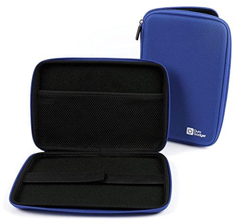 Duragadget - Funda rígida para tablet táctil infantil Teclast P80 Pro 8.0', Haehne de 7 pulgadas, Vankyo de 7 pulgadas, diseño de dragón Touch WiFi de 7 pulgadas, resistente al agua, color azul