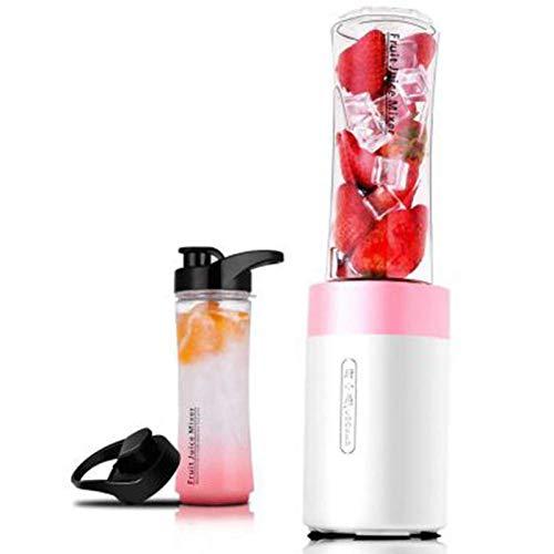 JINHH Electric Mini Juicer, Student Small Household Fruit Juice Machine Portable Blender Juice Grinding Cup 220V