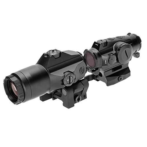 Sig Sauer SORJ43111 Romeo4H Red Dot Sight, Ballistic Circle Dot, Qr