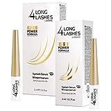 Long4Lashes - Wimpernserum FX5 POWER FORMULA - Doppelpack (2 x 3 ml)