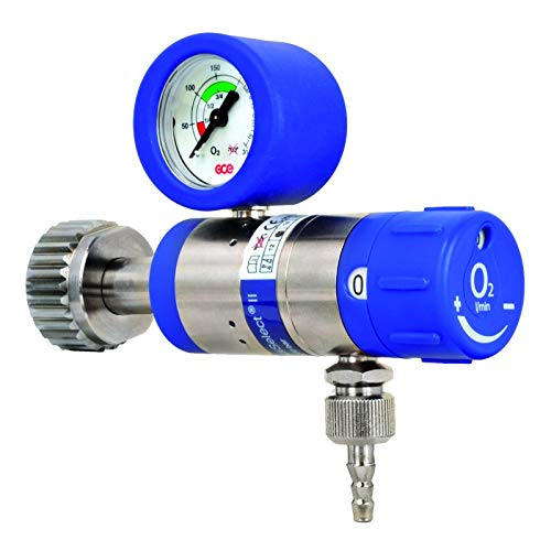 Sauerstoff Druckminderer (O2 Med.) MediSelect 25