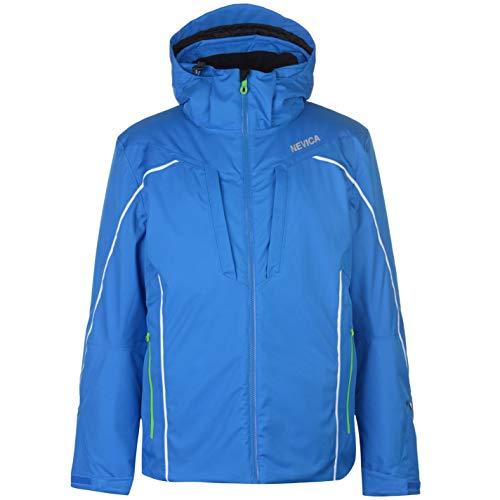 Nevica Herrens Vail Ski Jacke Skijacke Blau L