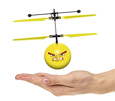 Rovio Angry Birds Movie Chuck IR UFO Ball Helicopter Angry Birds Movie Chuck IR UFO Ball Helicopter