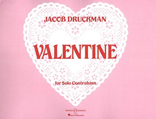 Valentine: Kontrabass. (CONTREBASSE)