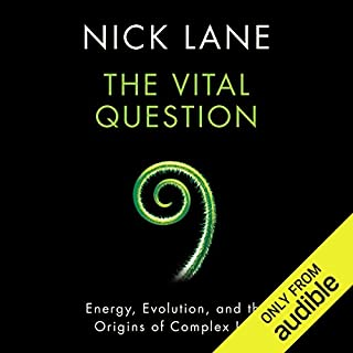 The Vital Question audiobook cover art