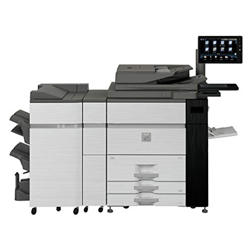 Best Buy! Sharp MX-M1205 Monochrome Digital Laser Commercial Printer - 120ppm, SRA3/A3/A4/A5, Print,...