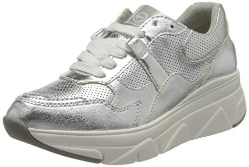 Tamaris Damen 1-1-23741-24 941 Sneaker Removable Sock
