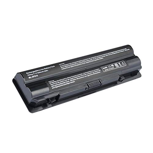 JWPHF R795X Battery Laptop Battery for Dell XPS 14 15 17 L401x L501x L502x L521x L701X L702x,Compatible P/N:312-1127 J70W7 [11.1V 56Wh 6Cell]