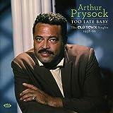 Arthur Prysock album cover
