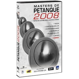 Master De Petanque 2008