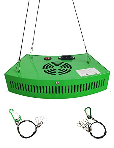 NEWCOKA Sling Hanging Wire for Led Grow Light with Loop and Hook Applicable Accessories(12...