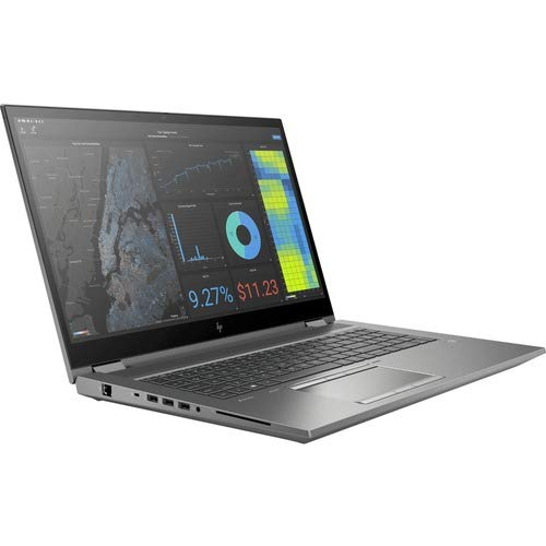 HP ZBook Fury G7 17.3' Mobile Workstation - Full...