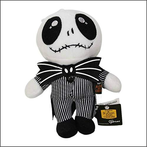 La Pesadilla Antes de Navidad Jack muñeco de Peluche Halloween Parodia Diablo Peluche / 22 cm Lingge