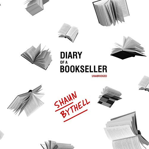 The Diary of a Bookseller audiobook cover art