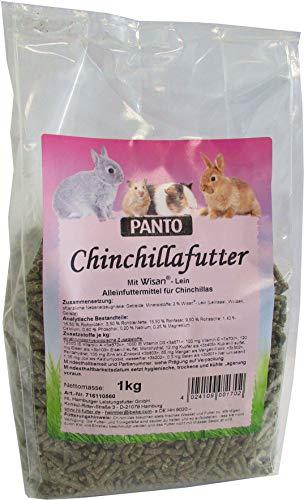 Panto Chinchillafutter, 5er Pack (5 x 1 kg)