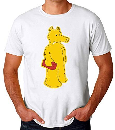 TeeWorld Quasimoto Yessir Whatever Funny Cute Camiseta para Hombres Medium