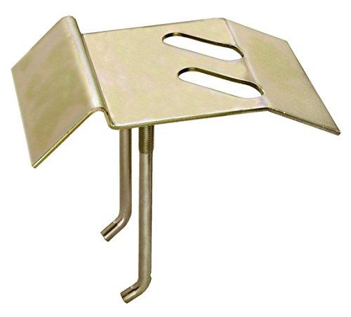 Connex Auflaufstütze 125 x 185 x 150 mm/M10, verzinkt, DY2900221