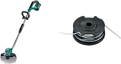 BOSCH AdvancedGrassCut 36 Cordless Grass Trimmer with 36 V Lithium-Ion Battery, Cutting Diameter 30 cm & F016800351 Replac...