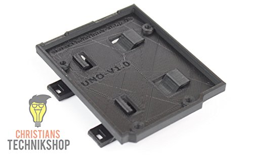 UNO Hutschienenhalter Tragschiene EN50022 35mm x 15mm oder 35mm x 7mm