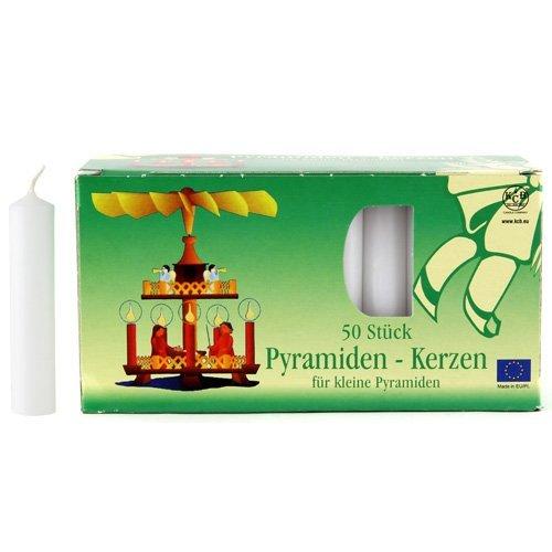 produit de qualit/é Puppenkerzen blanc 7 x 70 mm-lot de 40