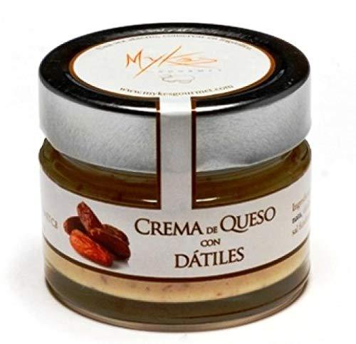 Mykés Gourmet Crema de Queso de Oveja con Dátiles 2500 g