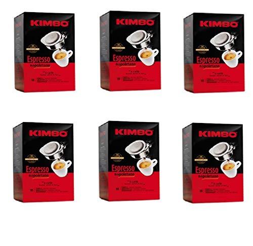 108 Kaffeepads Kimbo Espresso Napoletano Kaffee Coffee in einzelnen Paketen pads