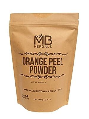 MB Herbals Pure Orange