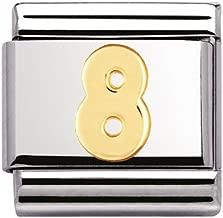 Original Nomination Number 8 charm