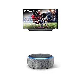 LG Electronics OLED77C8PUA 77-Inch 4K Ultra HD Smart OLED TV (2018) Bundle with Amazon Echo Dot (3rd Gen) (B07PGQNXFF)   Amazon price tracker / tracking, Amazon price history charts, Amazon price watches, Amazon price drop alerts