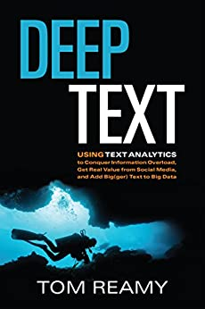 Deep Text by [Tom Reamy, Patrick Lambe]