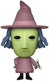 Funko POP! Disney: Nightmare Before Christmas Shock Collectible Figure, Multicolor