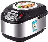Cocina de arroz, olla de arroz 5L se eleva 4-6 personas de gran capacidad SMARTOF SMARTROOF HOGAR ARROZ COCINA NEGRO 2020 Arroceras