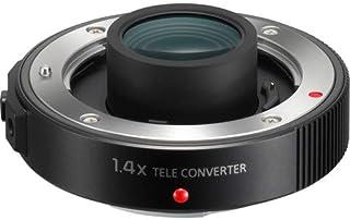 Panasonic LUMIX 1.4X Teleconverter Lens, Black (DMW-TC14)