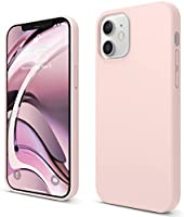 elago Compatible with iPhone 12 Case, iPhone 12 Pro Case, Liquid Silicone Case for iPhone 12, Case for iPhone 12 Pro 6.1...