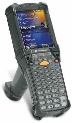 Save %43 Now! Motorola MC9200 Mobile Computer - Wi-Fi (802.11a/b/g/n) / Gun / 1D Standard Laser (SE9...