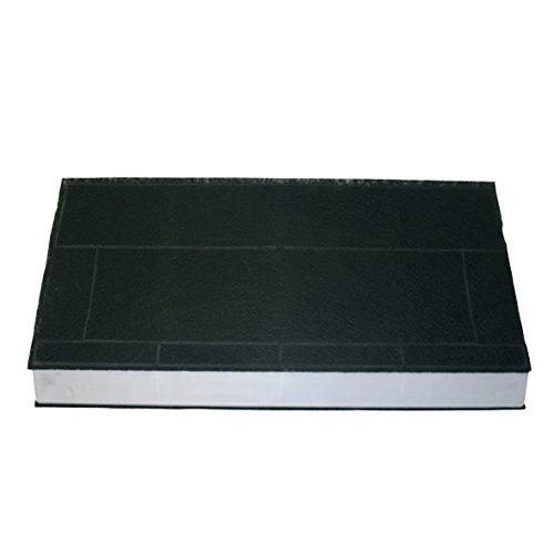 Bosch 00434229 434229 ORIGINELE koolstoffilter actief koolfilter filter geurfilter rechthoekig 400x175/200mm afzuigkap ook accessoires DHZ4506 KF280002 LZ45501 Z5144X1 Küppersbusch 566752 Zub 249