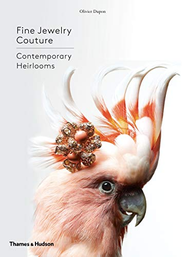 『Fine Jewelry Couture: Contemporary Heirlooms』のトップ画像