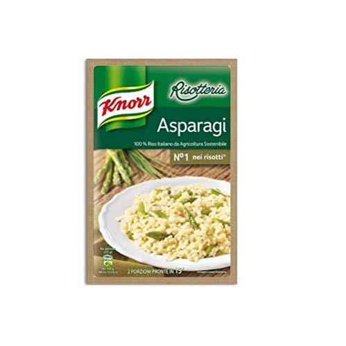 Knorr Risotto Asparagi Reis mit Spargel 175g 100% italienisch Fertiggerichte