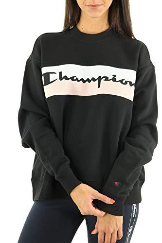 Champion Sudadera para Mujer Negro 111926KK001