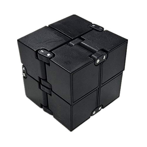 cfmour Infinity Cube Fidget Toy,Stress Relief Toys for Kids and Adults,Cool Gadgets Anxiety Relief,Funny ADHD Toy Gifts for Teen Boys, Office Desk Toys