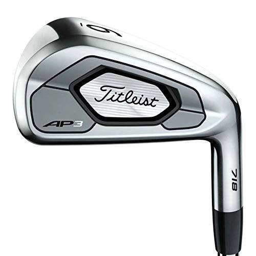 Titleist 718 AP3 Irons – (Steel) (Regular Flex-4-AW, Right)