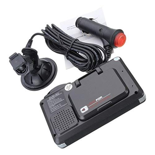 #N/A/a 2.0 '' Coche DVR Detector Cámara Grabadora de Video Dash CAM Speed HD 720P