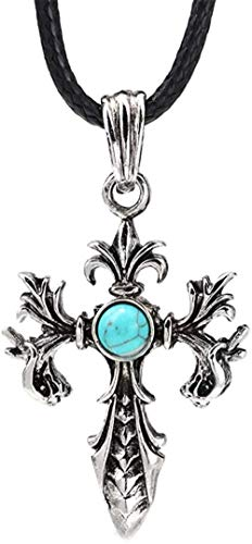 NC122 Pendant Man Necklace Silver More Style More Design Ethnic Women Necklace Lovers Necklace Inlaid