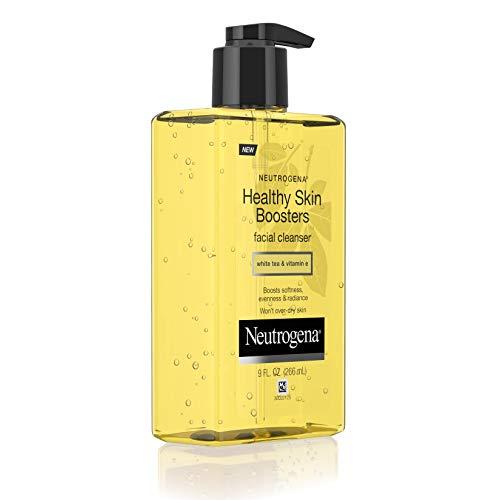 Neutrogena Healthy Skin Boosters Facial Cleanser, 9 fl. Oz.(266 mL)