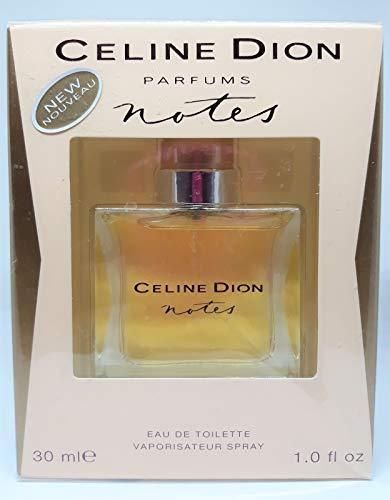 Celine Dion Parfums Notes Eau de Toilette 30 ml Spray
