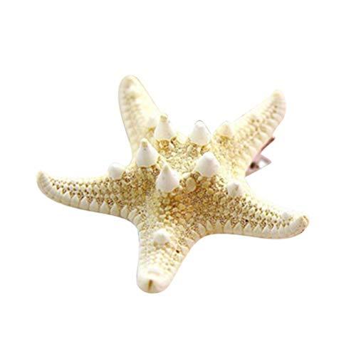 Lurrose Sea Star Pince à Cheveux pour Femme Fille